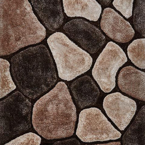 Brown area rugs contemporary
